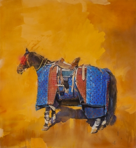 The Picadors Horse